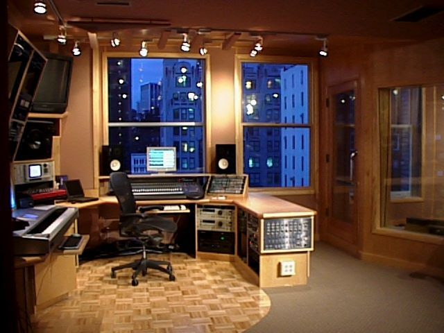 Perfect Mesmerizing Home Recording Studio Design