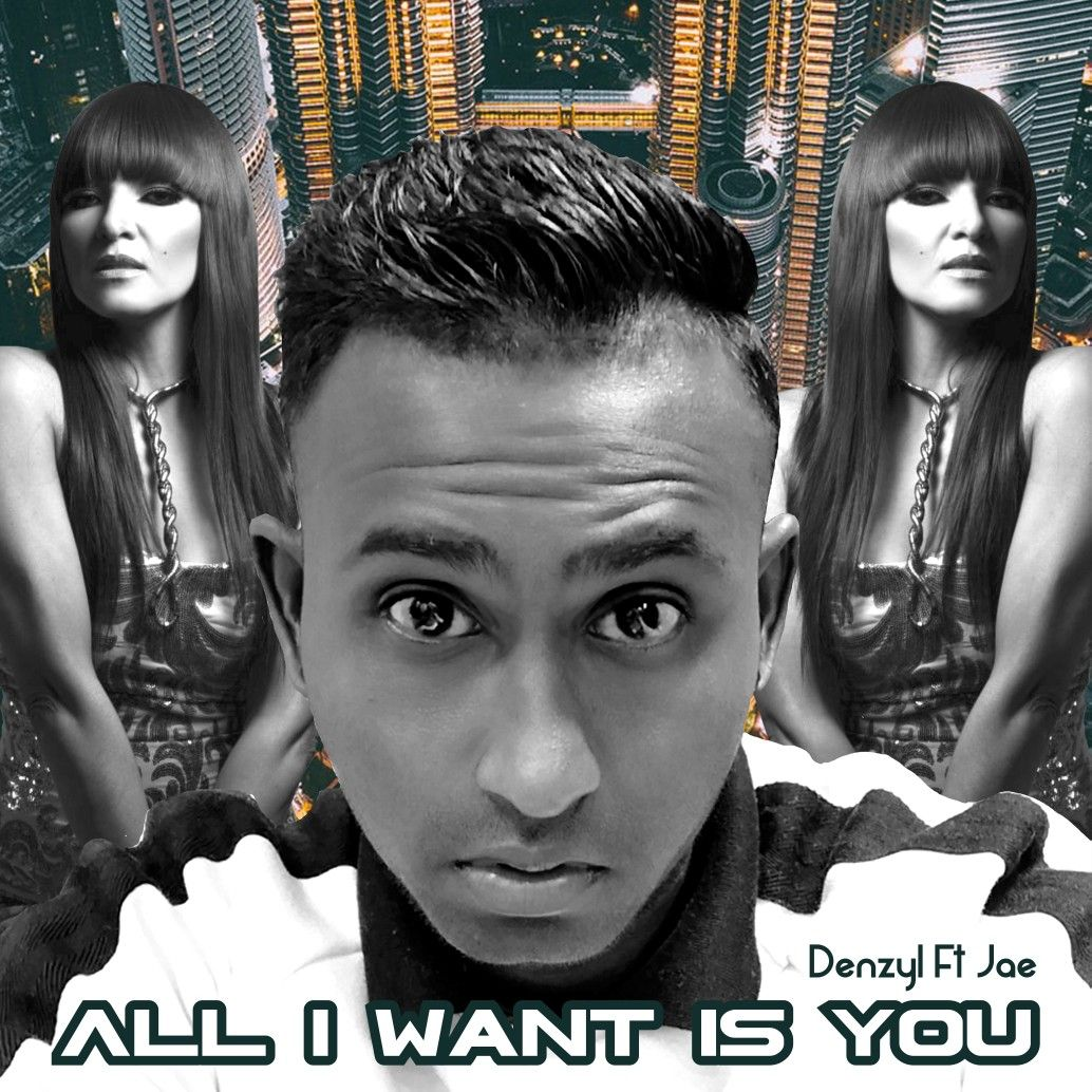 All I Want Is You Denzyl Ft Jae Duet With Legendary Female Vocalist Jae Pseudo Coming Soon Mixedbypricha Samusic Sheerpublishing In 2020 Vocalist Duet Songs