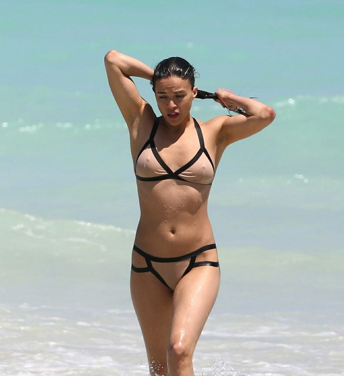 Michelle Rodriguez Women Nude