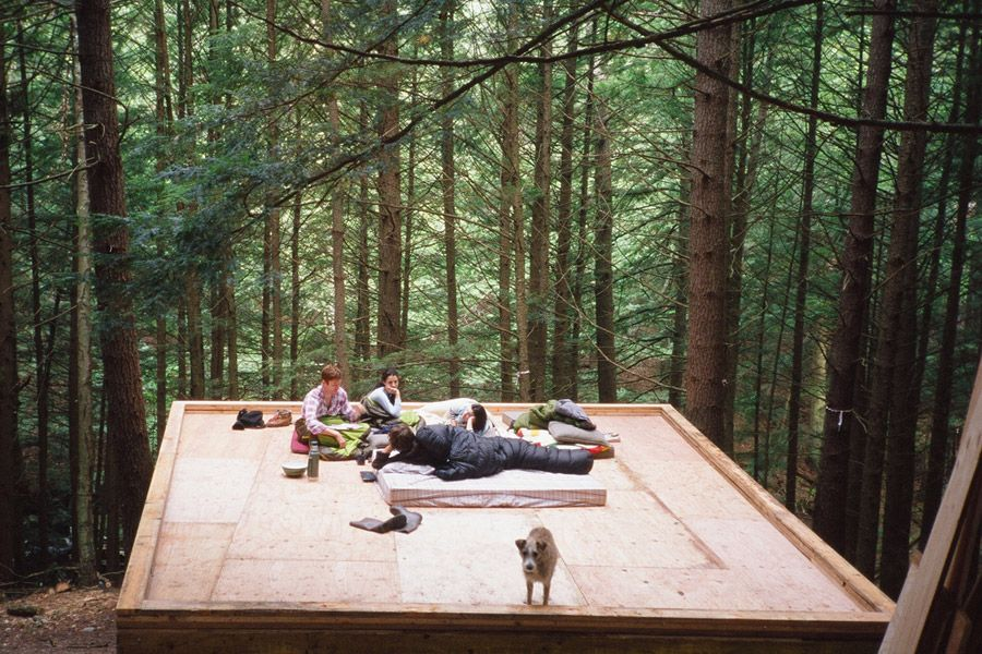 Beaver Brook Cabin | Tiny House Swoon
