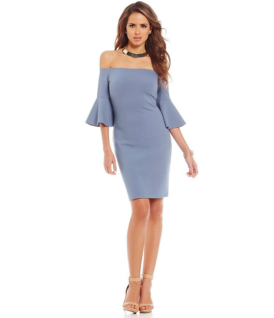 Cocktail dresses with sleeves | Dillards, Summer dresses and Red ...