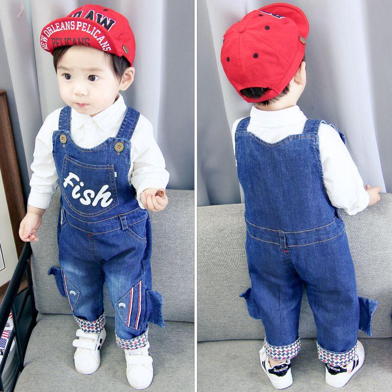 87a2580c24d Toddler Boy Overalls