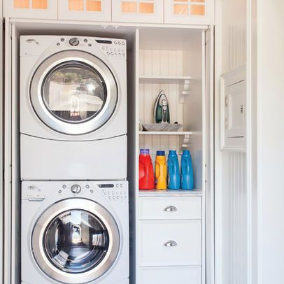 Amazing Gallery Of Interior Design And Decorating Ideas Of Stackable Washer  And Dryer In Laundry/mud Rooms, Closets, Kitchens By Elite Interior  Designers.