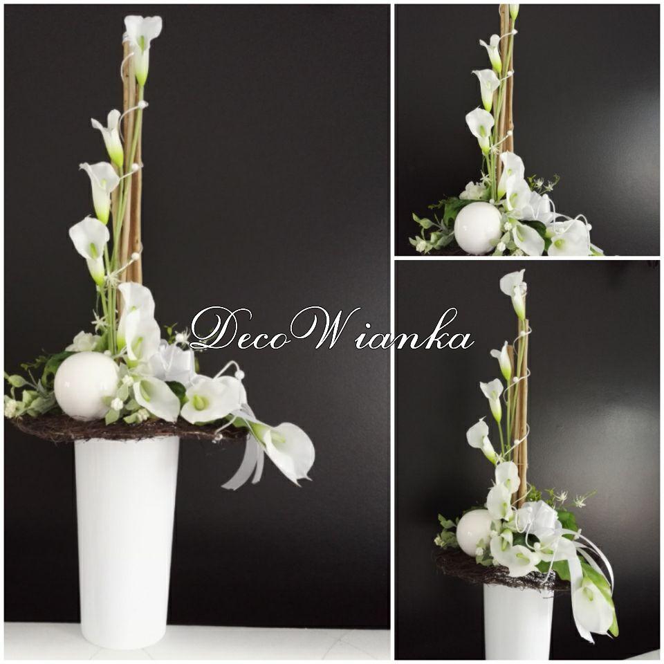 Rosliny I Ogrod Wiosenne Kompozycje Kwiatowe Wychodzac Naprzeciw Wszystkim Ktorzy Teskni Funeral Floral Arrangements Flower Decorations Flower Arrangements