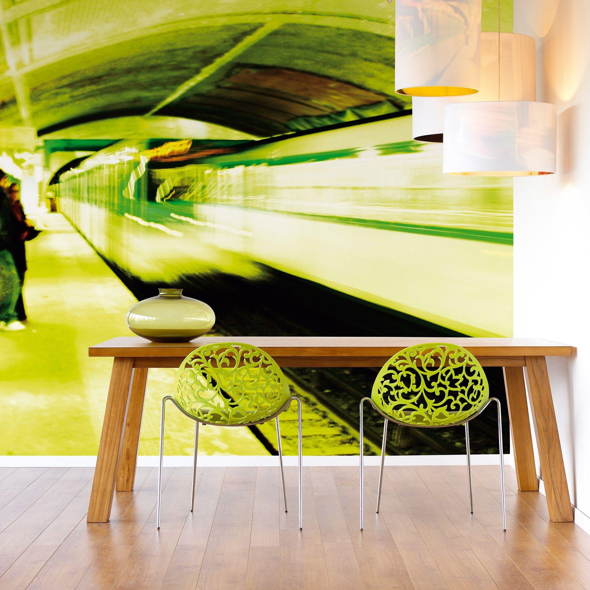 Metropolis Mural #Bloompapers #Wallpapers #Home #Deco #Mural ...