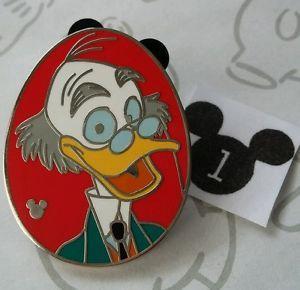 Ludwig Von Drake Duck Disneyland Ducks 2015 Hidden Mickey Disney Pin Buy 2 Save | eBay