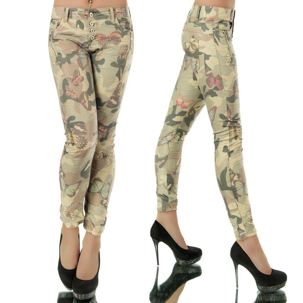 7bd4f2b8ac Zöld terepmintás farmer   Női divat   Pants, Capri pants és Fashion