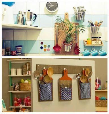 Ideas creativas para hacer manualidades con tablas de picar de cocina - ideas creativas y manualidades