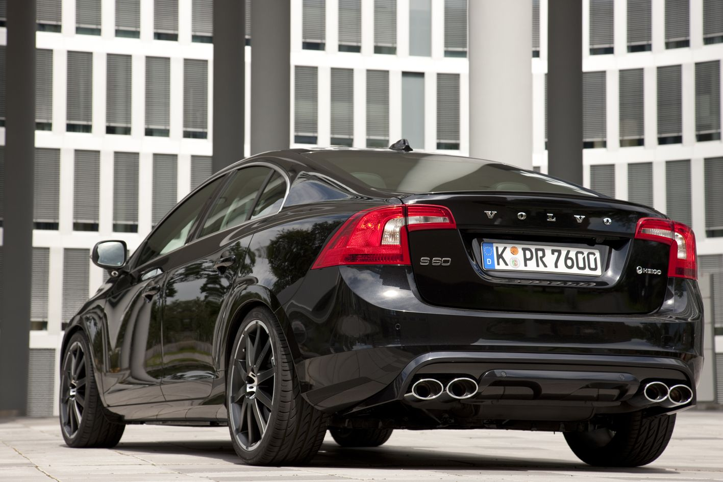 Volvo my dream car with the black rims