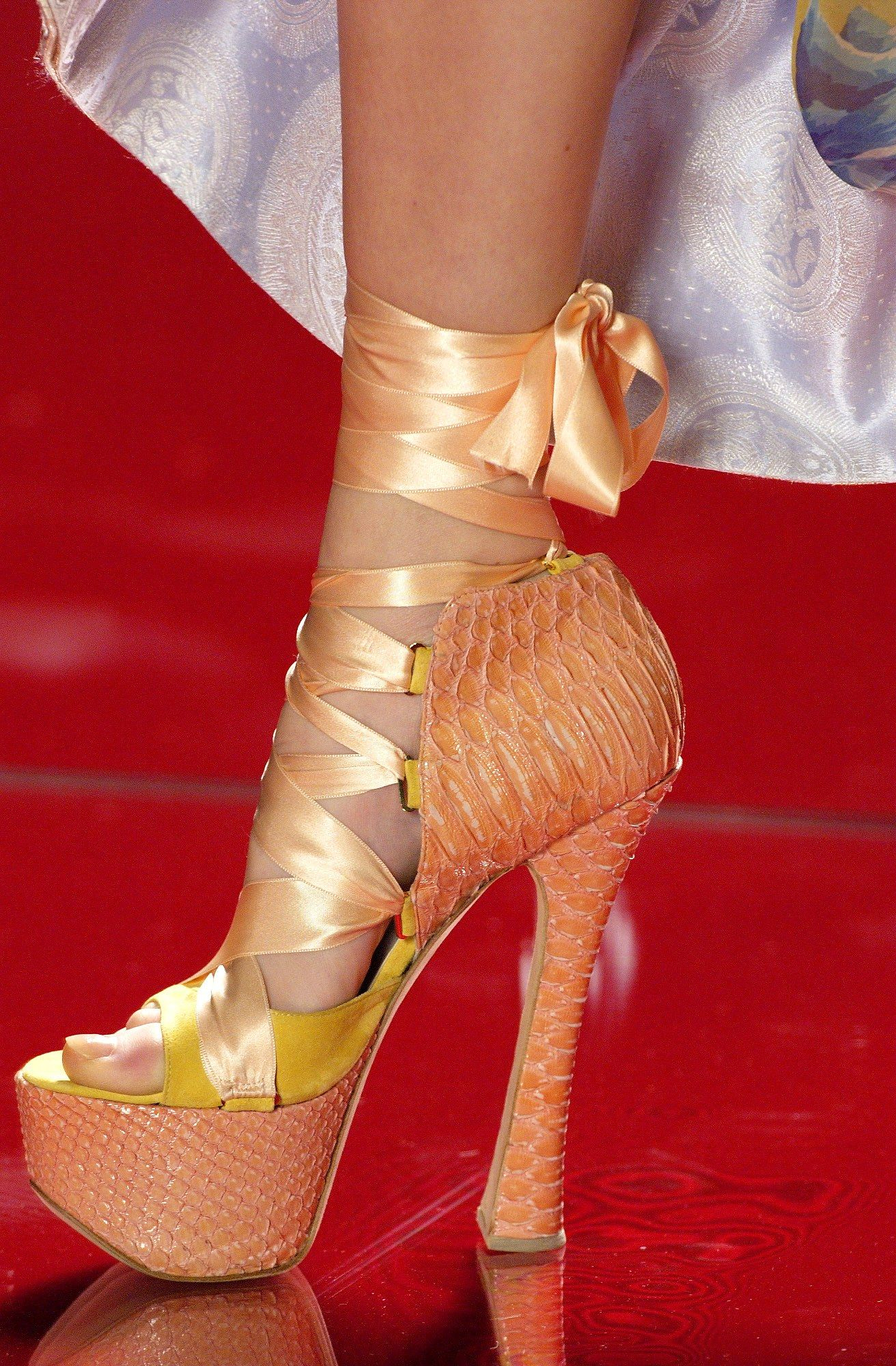 54bd0bd4443a4 Christian Dior Spring 2003 Couture Collection - Vogue Marilyn Monroe Shoes, Manolo  Blahnik Heels,