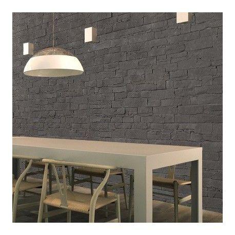 Pierre De Parement Orus Grey Carrelage Pierre Mur En Pierre Interieur Et Decoration Interieure