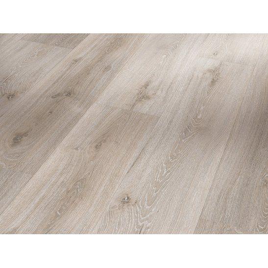 Parador Click Vinylboden Basic 4 3 Eiche Grau Geweisst Vinylboden Boden Vinyl Haus Holz