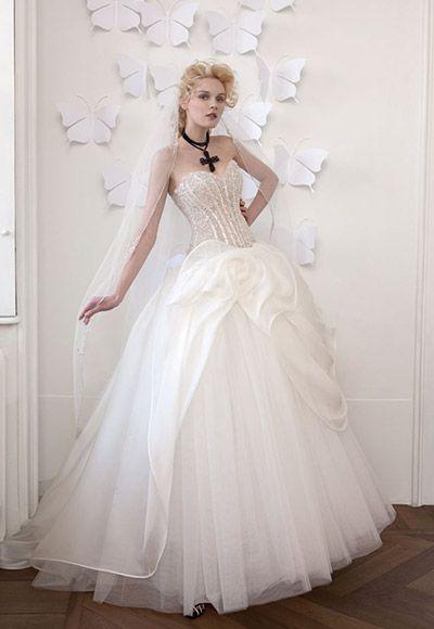 Aimee Abiti Da Sposa.Collezione Abiti Da Sposa Rosa Cipria Atelier Aimee Wedding