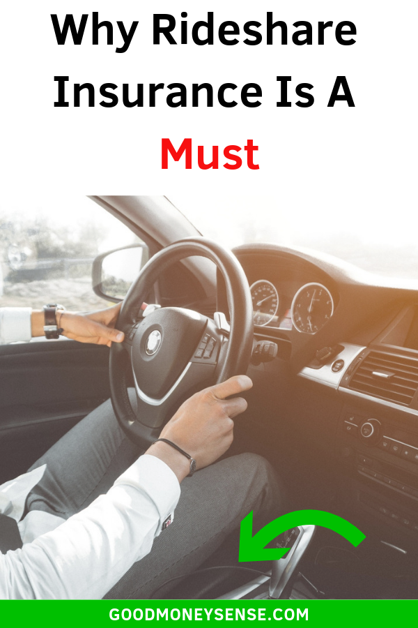 Rideshare Insurance What You Need To Know Before Driving In 2020 Rideshare Money Sense Personal Finance Advice
