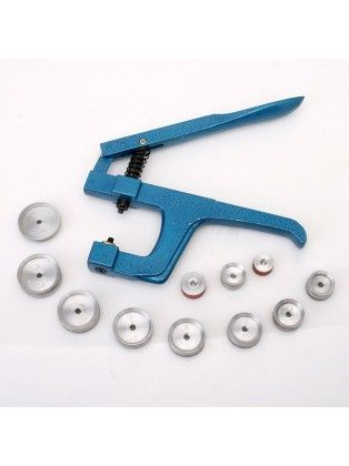 Watch Crystal Press Case Pliers Tool