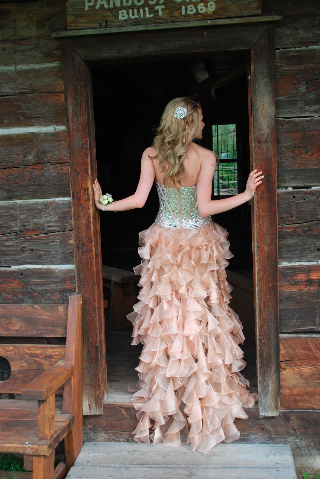 Custom Made Pink High Low Prom Dresses, Evening Dresses, Party Dresses, Formal Dresses on Luulla