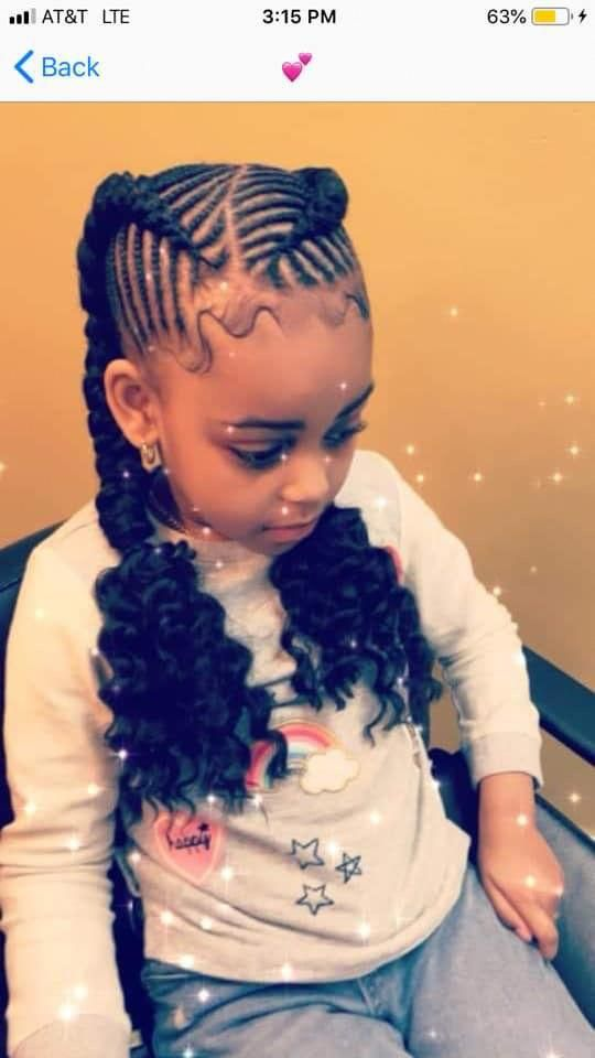 Christian Hair Cutekidshairstyles Kids Braided Hairstyles Braids For Kids Kid Braid Styles