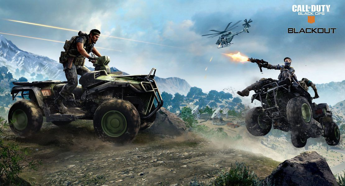 DOWNLOAD Call of Duty : black ops 4 blackout free for pc