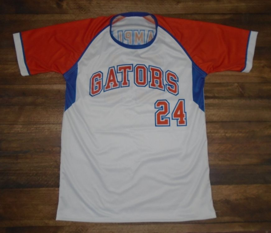 5ba122b89 Take a look at this custom jersey designed by Gators Baseball and created  at Diamond Sports Training Center and Pro Shop in Sumner