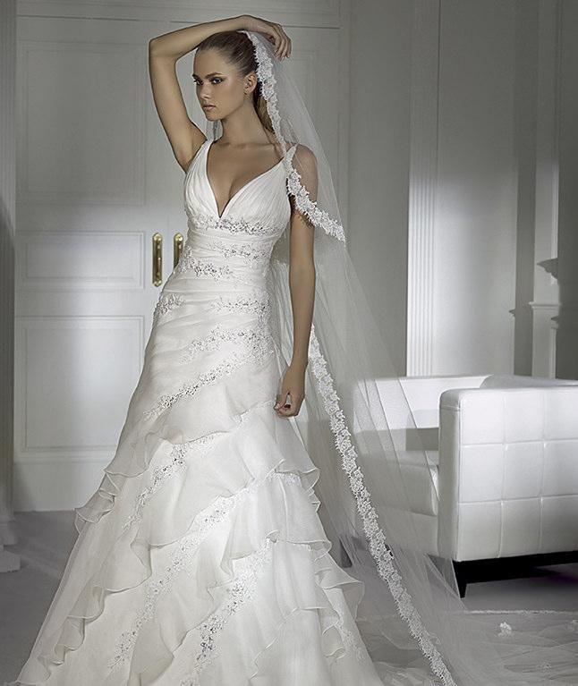 pronovias 2009 - hamlet a | novias | pinterest | wedding dresses