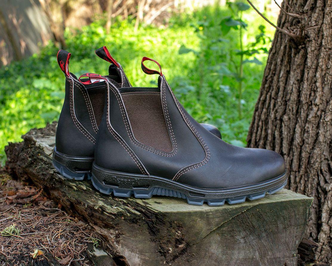 Redback Work Boot Ubok Dark Brown Boots Redback Boots Work Boots
