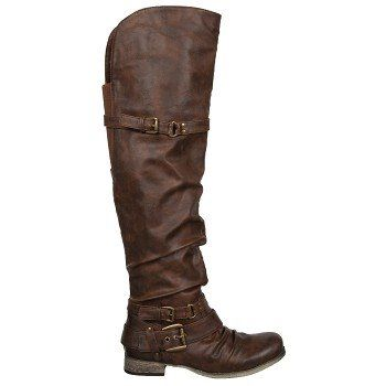 CARLOS BY CARLOS SANTANA Women's Whitney Wide Calf Over the Knee Boot at  Famous Footwear