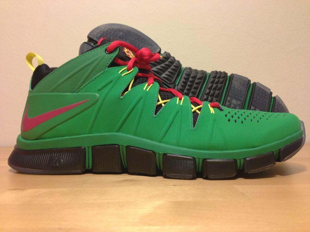 Nike Run Free FlyKnit 5.0 rainbow size 12