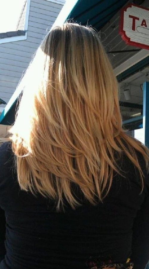 Favorecedores de largo acodado peinados //  #acodado #Favorecedores #largo #Peinados