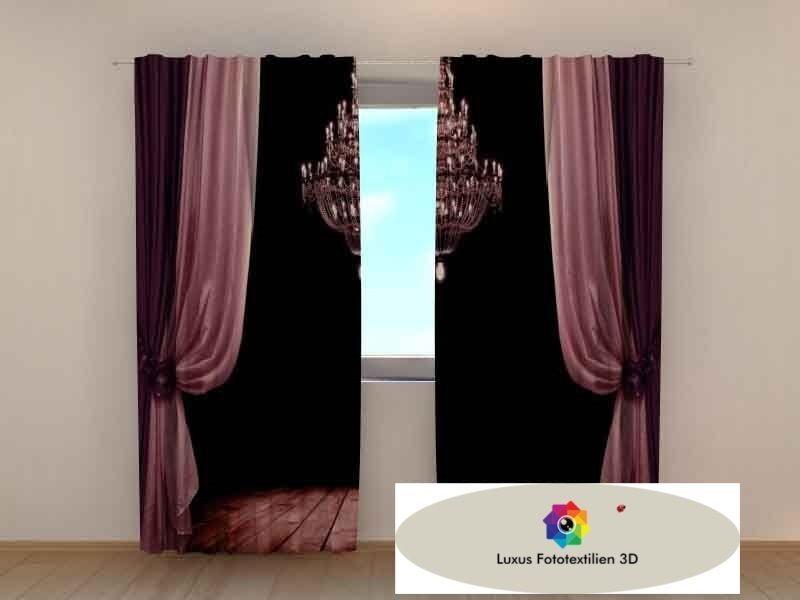 Vorhang Fotodruck vorhänge gardine fotogardinen in luxus fotodruck 3d maßanfertigung