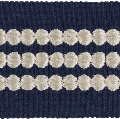 Impressive navy braids trimming by Kravet. Fast, free shipping on Kravet trims. Over 100,000 fabric patterns.