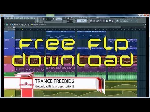 FL Studio Free Trance 2 by Solplex flp Project for fruity loops FREE