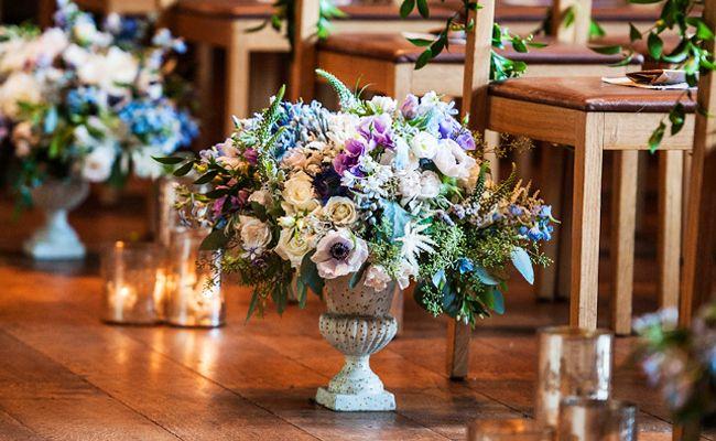 18 Pretty Ways To Decorate Your CeremonyAisle