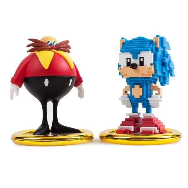 Sonic The Hedgehog 3 Blind Box Mini Series Kidrobot 9 Sonic The Hedgehog Sonic Sonic Birthday