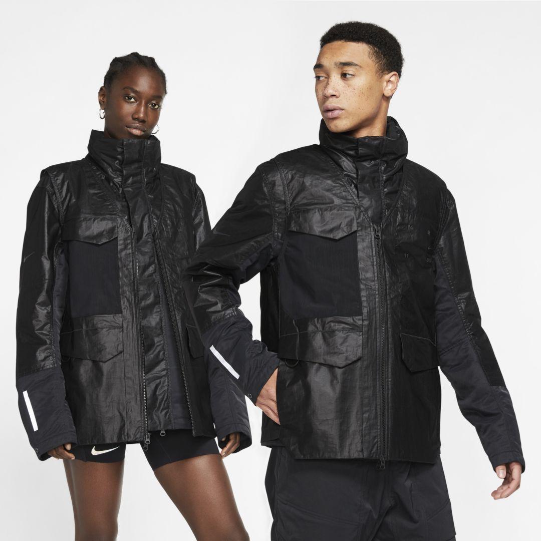 Photo of Nike Sportswear Tech Pack Synthetic-Fill 3-in-1 Jacket (Black)