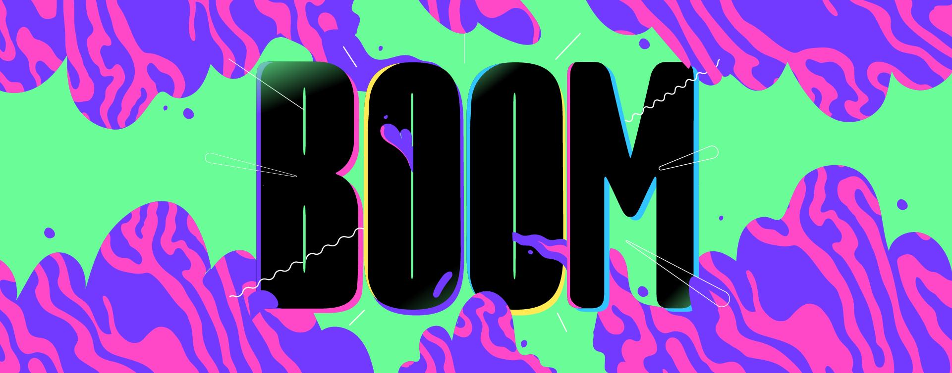 Boom here it is! on Behance
