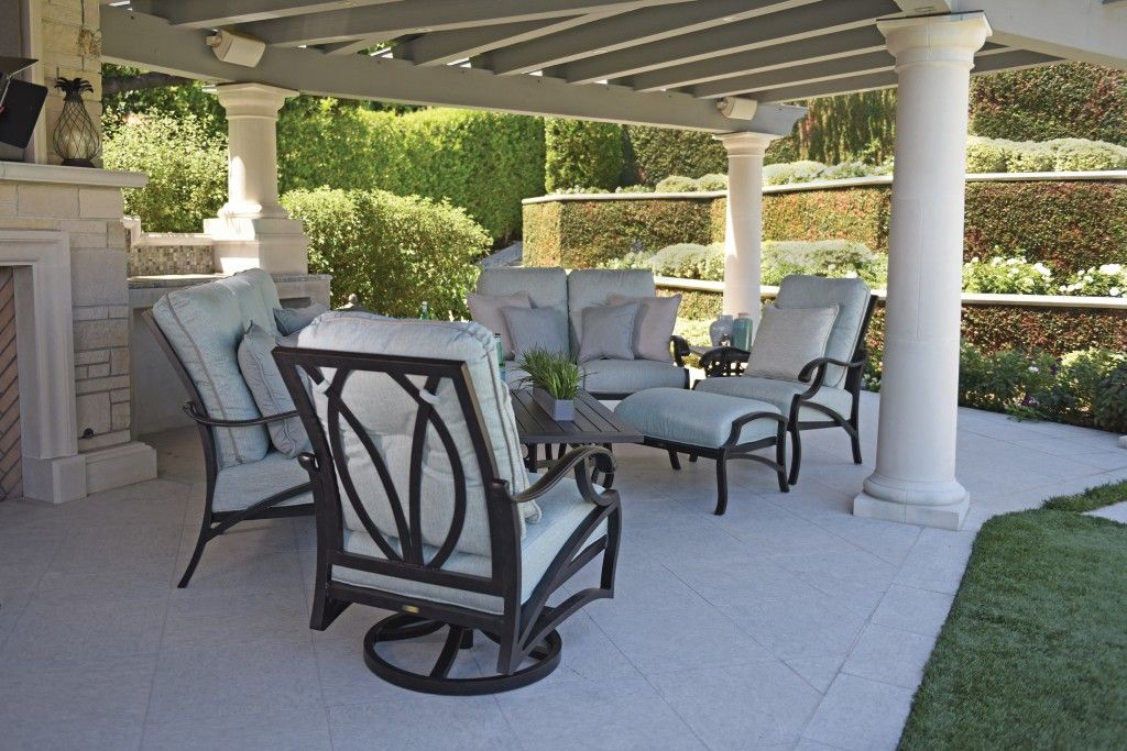 Volare Cushion | Outdoor living furniture, Outdoor decor ... on Relaxed Outdoor Living id=54667
