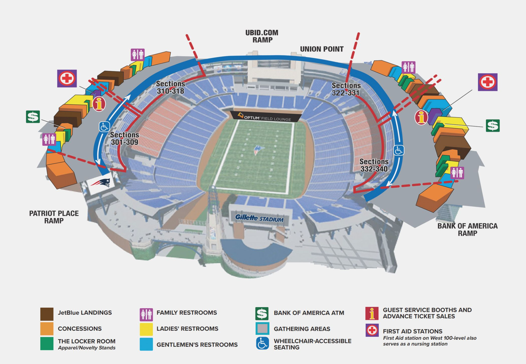 You Will Love Gillette Kenny Chesney Seating Chart Centurylink Concert Seating Chart Centurylink Field Seahawks Sea Gillette Stadium Seating Charts Image House