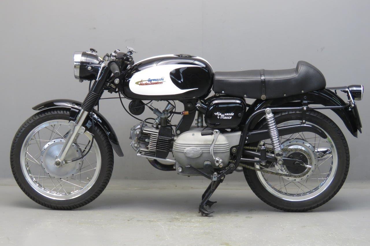 Aermacchi 1962 Ala Verde 250cc