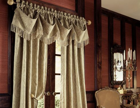 small window curtain design ideas | Curtains And Draperies In Home ...