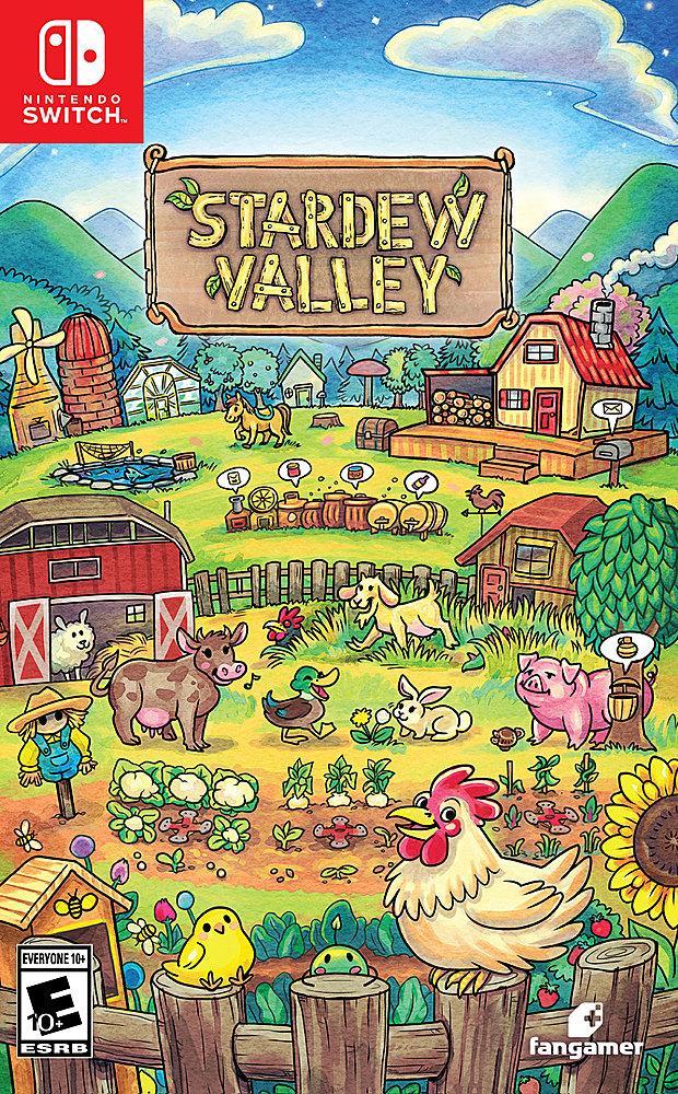 Stardew Valley Nintendo Switch Best Buy Stardew Valley Nintendo Switch Cool Things To Buy