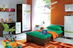 Nice boy room!