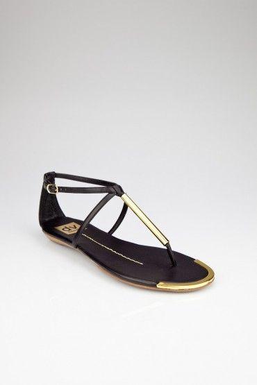 e4960741109f Archer sandal in black stella DV by Dolce Vita