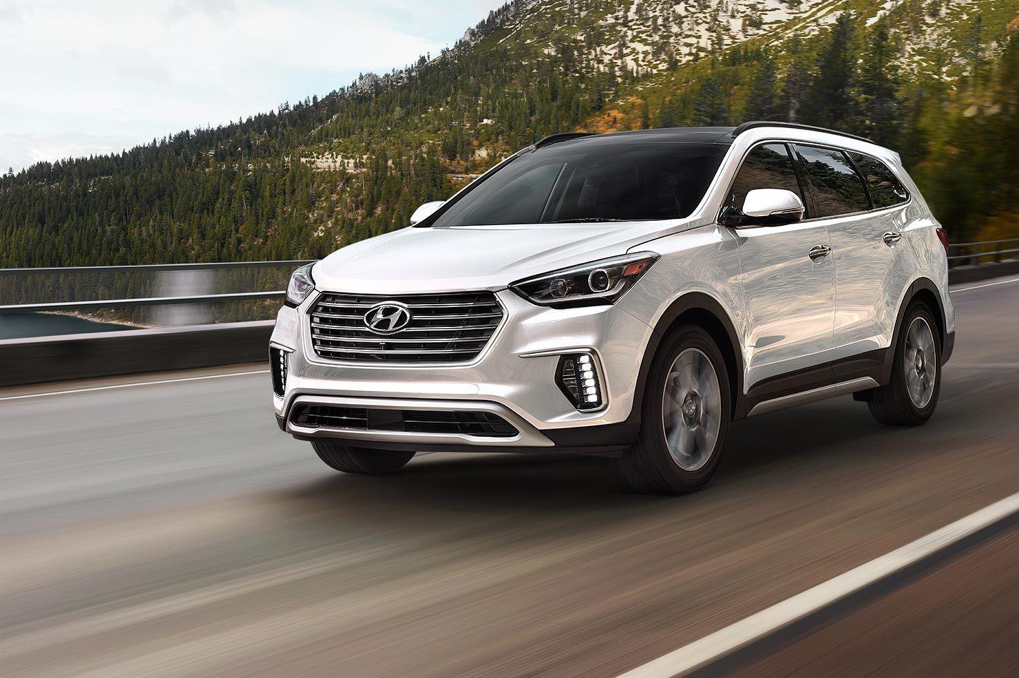 2017 Hyundai Santa Fe Hyundai santa fe interior, Hyundai