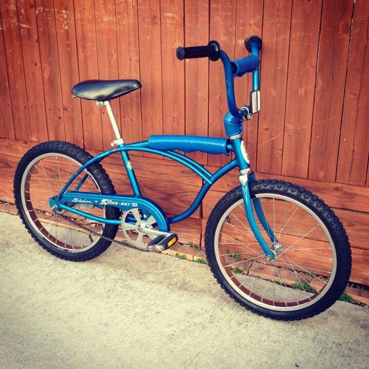 78 Stingray Baby Bike Schwinn Bmx