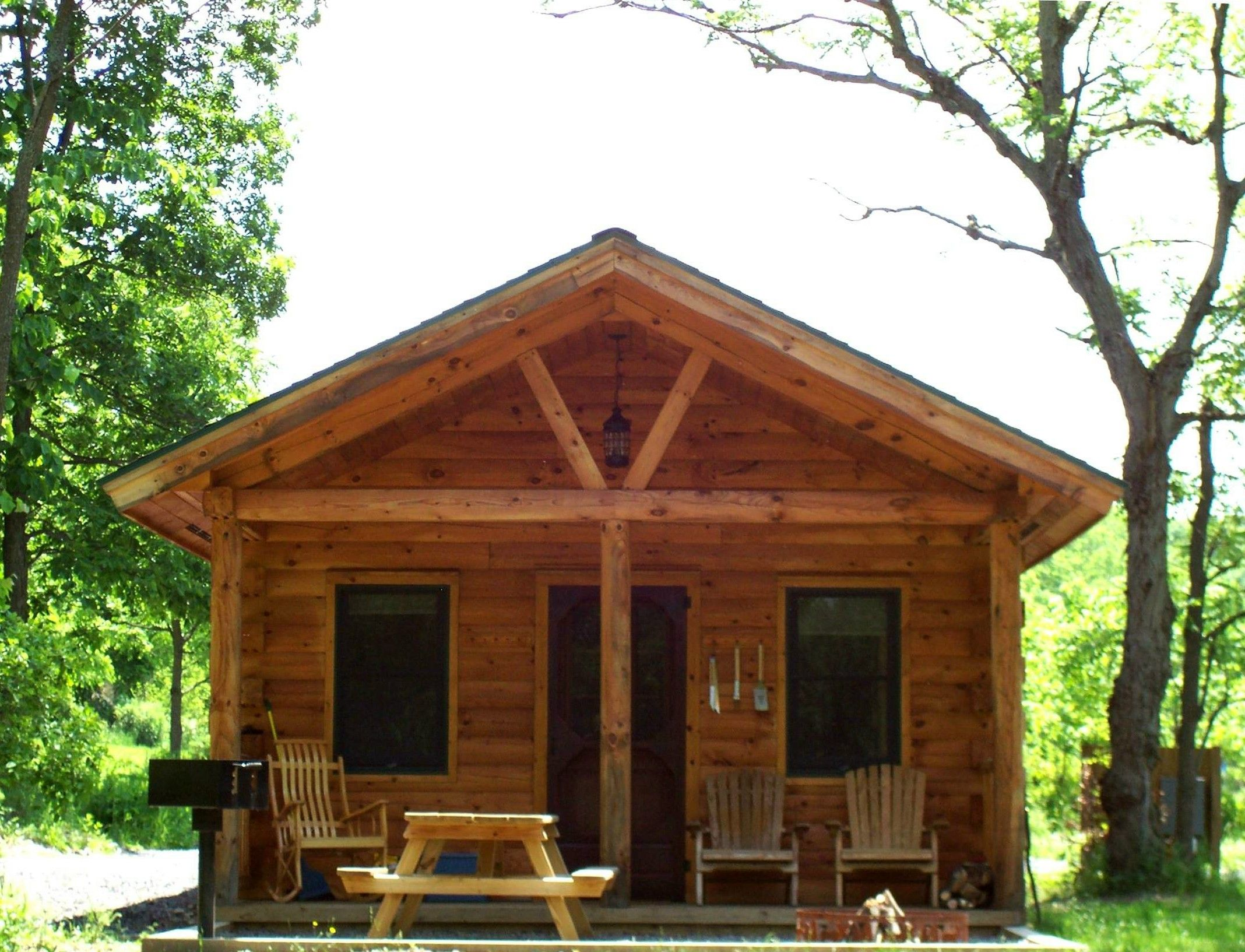 property michigan rentals details parkside lakes finger cabin resort vacation cabins gaylord