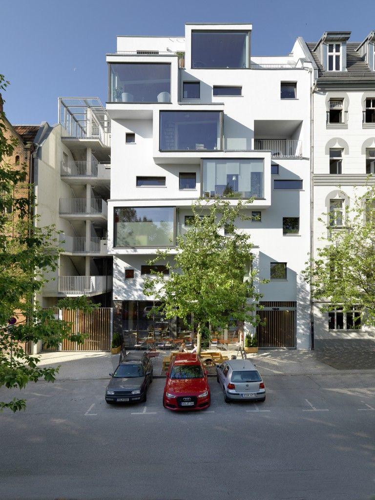 iba_Kadenundpartner_IBAhh0070 Architektur, Moderne