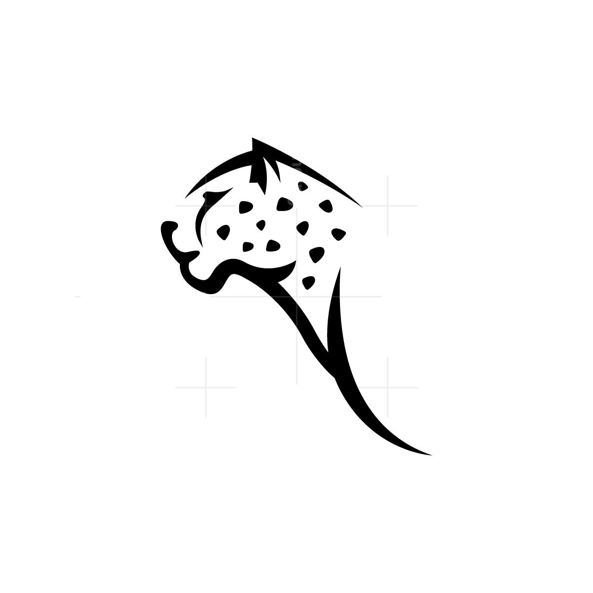 cheetah logo in 2020 cheetah logo horse logo bull logo cheetah logo horse logo