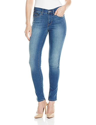 7b08882aa4 Levis Womens 311 Shaping Skinny Jeans Lived in 27W x 30L * You can ...