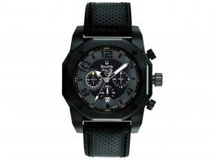 9a4944f97d4 Relógio Masculino Bulova WB 31238 P - Analógico Resistente à Água Cronógrafo