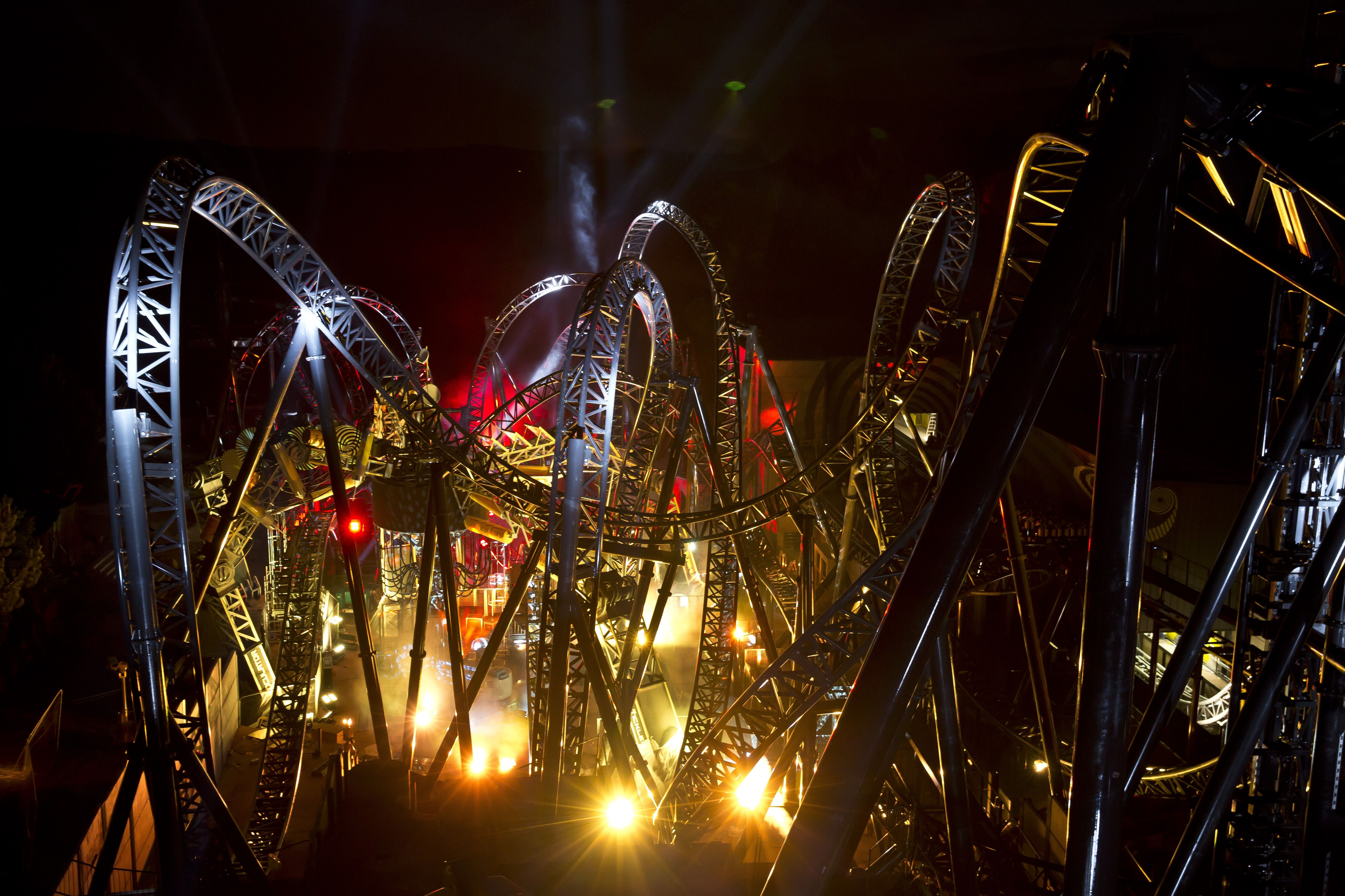 Pin by Daniel Le Roy on Theme Parks - Roller Coasters | Pinterest ...